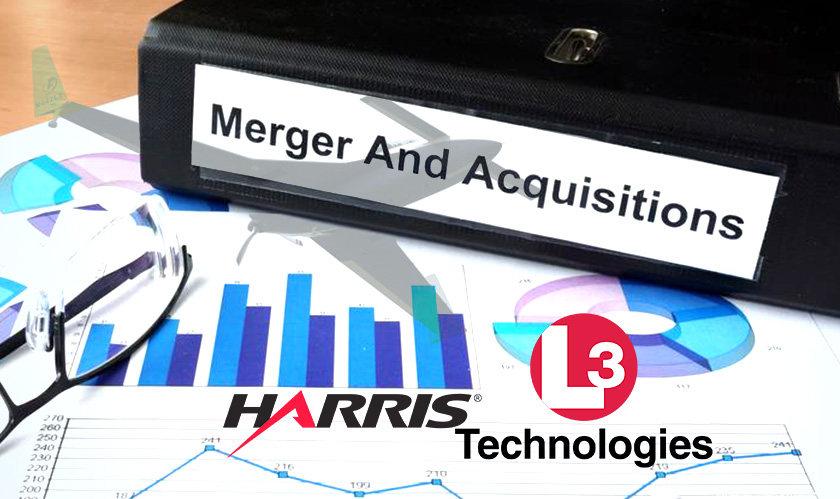 harris and l3 to merge