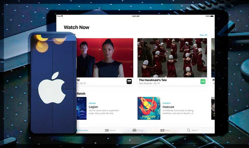 hbo starz showtime on apple video