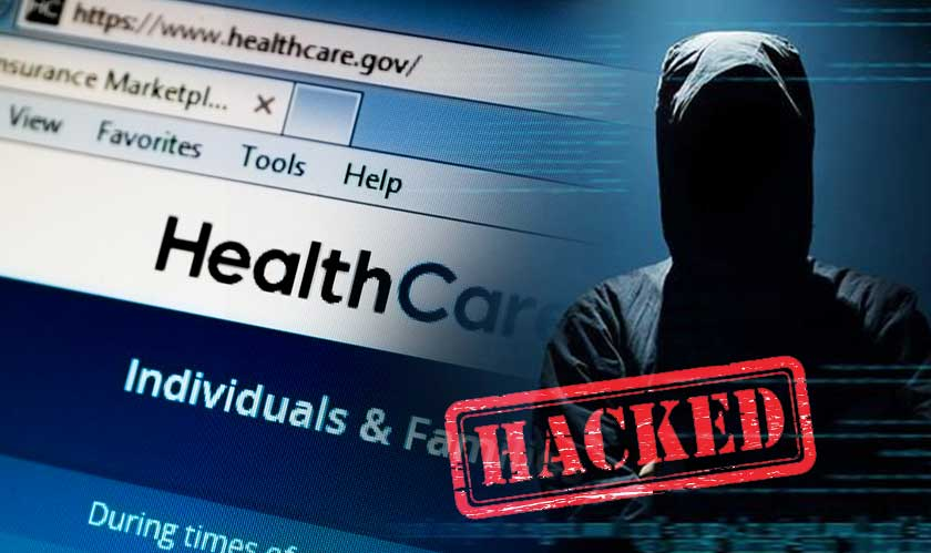 Healthcare.gov reveals that it was hacked