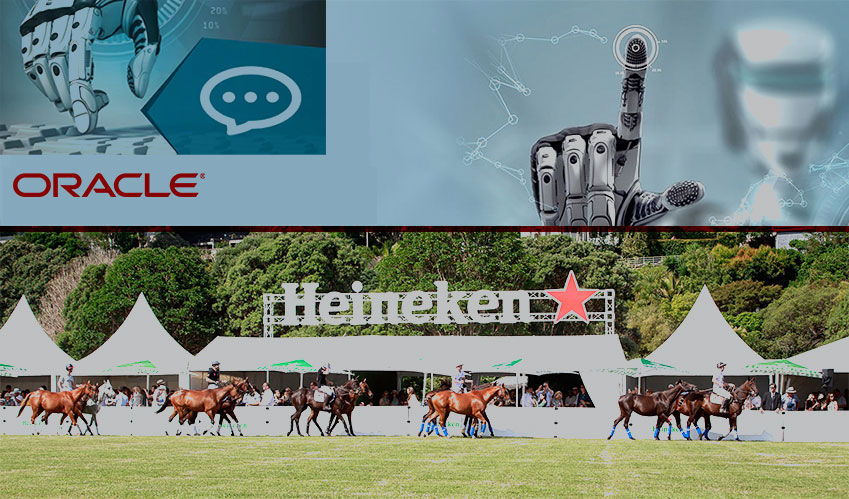 Heineken Urban Polo rolls out a new chatbot powered by Oracle for communication