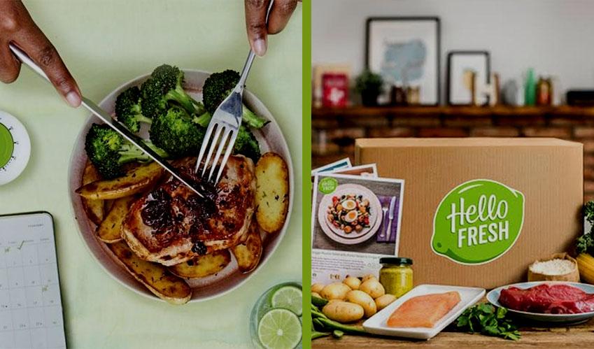 retail hellofresh retail meal kit