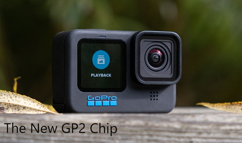 GoPro releases Hero 10 Black with the new GP2 chip