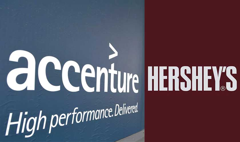 Hershey's collaborate with Accenture to elevate business performance