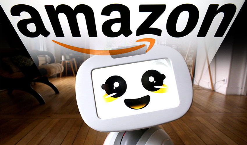 Home Robots from Amazon soon?