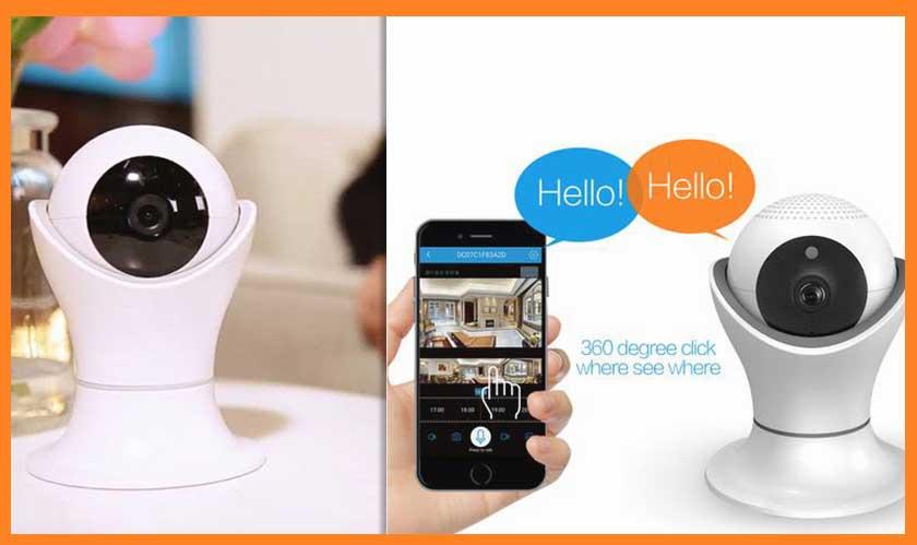 home security camera at 45 dollars