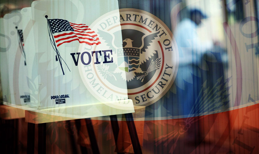 Homeland Security says Russia hacked election systems in 21 states