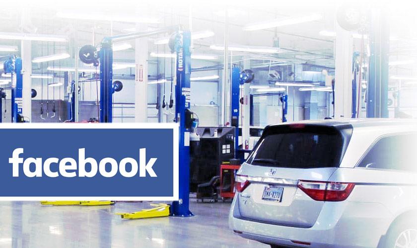 honda uses facebook videos