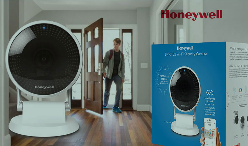 Honeywell's Lyric C2 comes with premium features