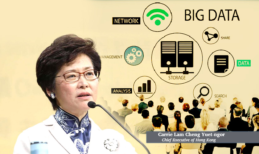 Hong Kong to soon release a new big data platform to peruse medical record!