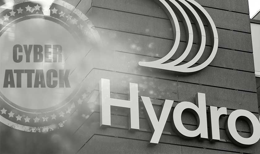 norsk hydro cyber attack