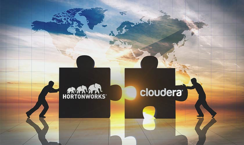 Big Data rivals Hortonworks and Cloudera announces massive merger