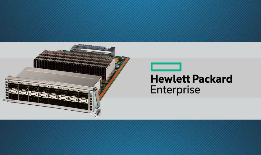 HPE comes out with StoreFabric C-series
