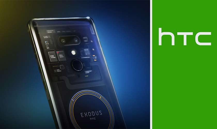 HTC's Blockchain Phone Is Here