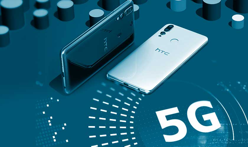 HTC is expected to release its first 5G smartphone in 2020