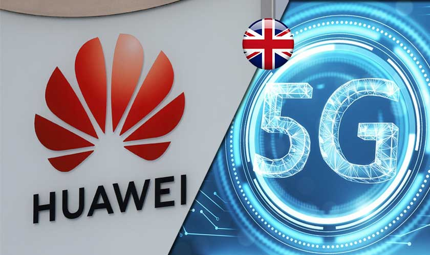 networking huawei builds britain  g