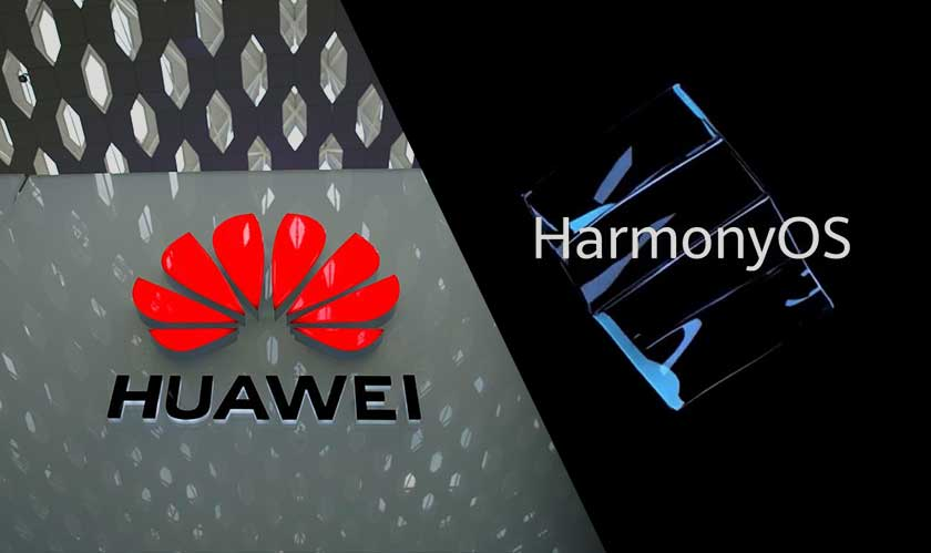 huawei announces new harmonyos