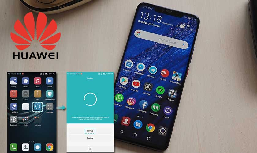 Huawei has come out with its own OS
