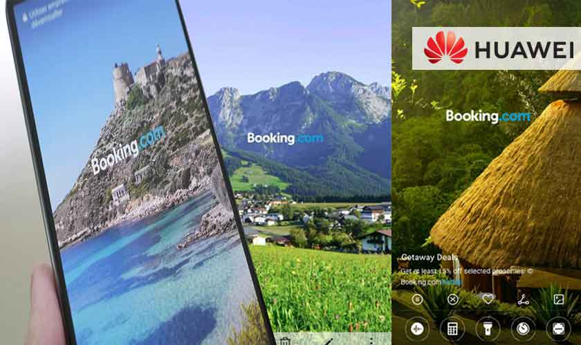 Huawei ventures into advertising; allows ads on its lock screen