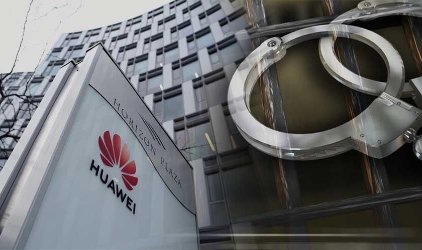 huawei poland employee sacked