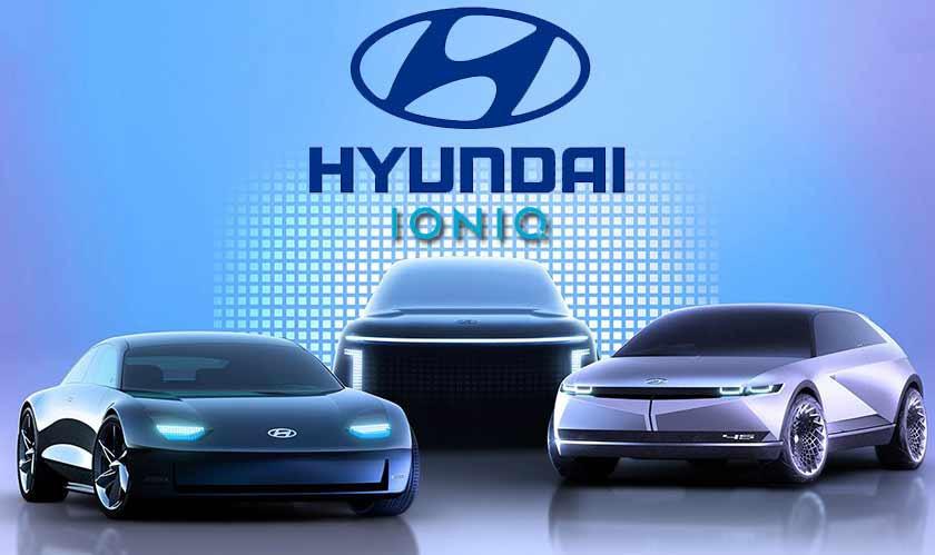 Hyundai to Launch EVs under IONIQ brand