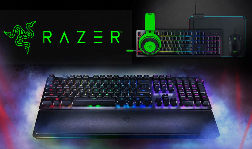 "Razer Huntsman's Gaming Keyboard Actuation at ""The Speed of Light"""