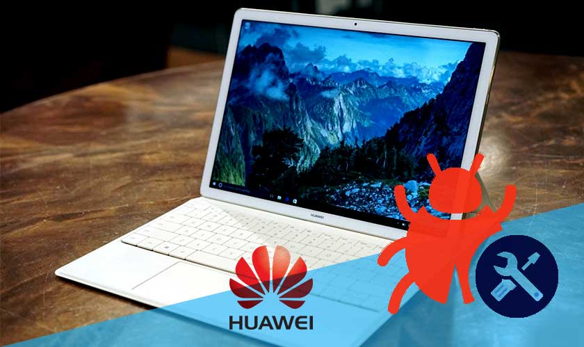 Huawei Patches a MateBook bug