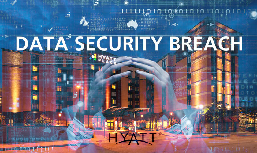Hyatt hotel faces security breach, again!