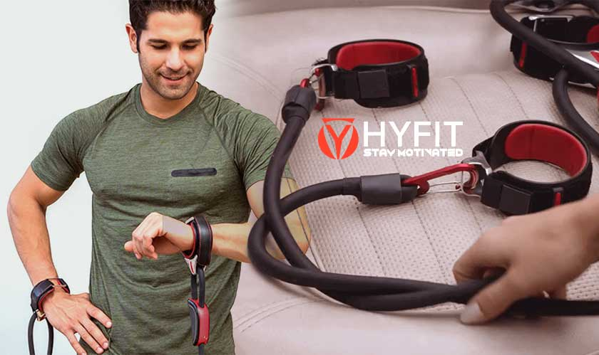 iot hyfit released smart gym