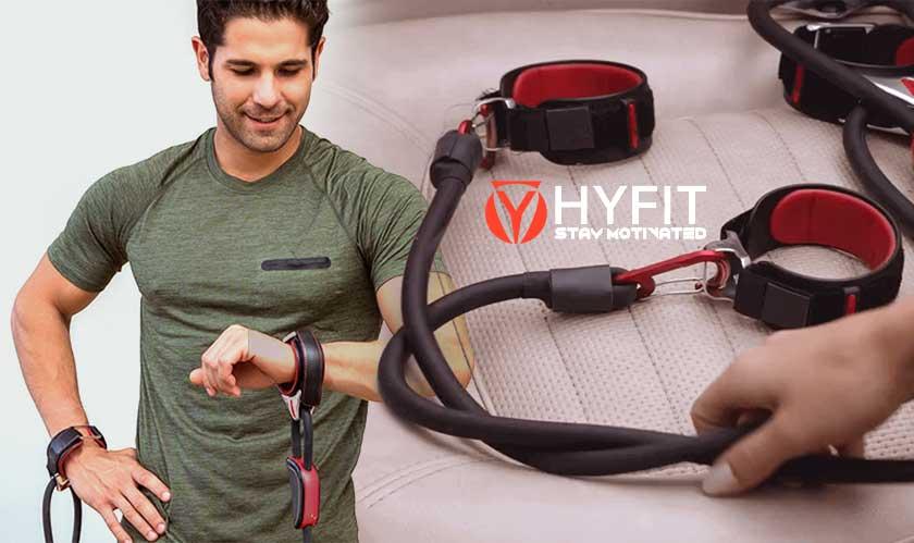 iot hyfit released smart gym