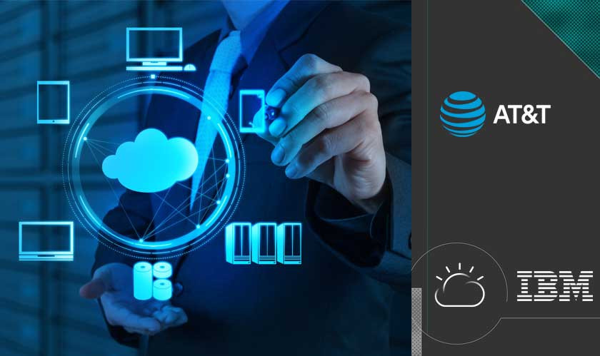 IBM and AT&T Open Hybrid Cloud Services for Enterprise Clients