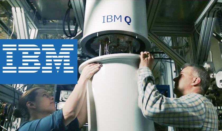 ibm 50qubit quantum computer