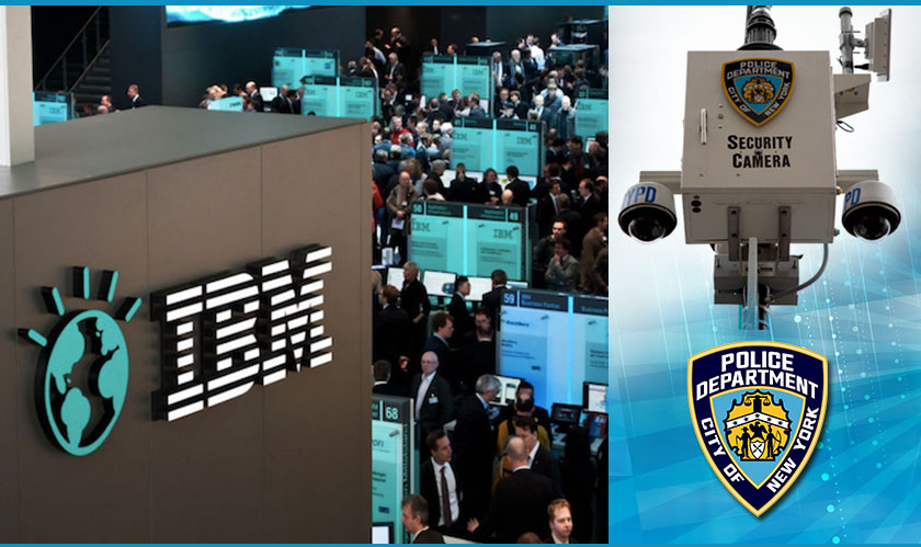 IBM collaborated with NYPD to develop surveillance software