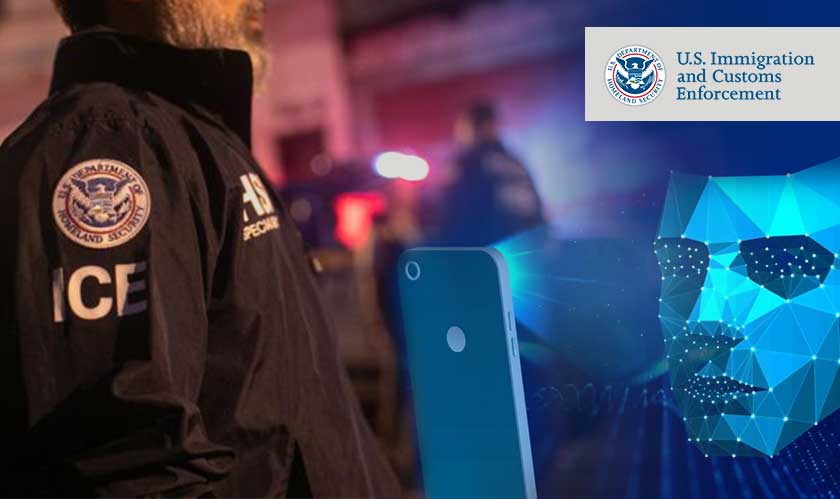 Reports suggest ICE is using facial recognition on DMV records