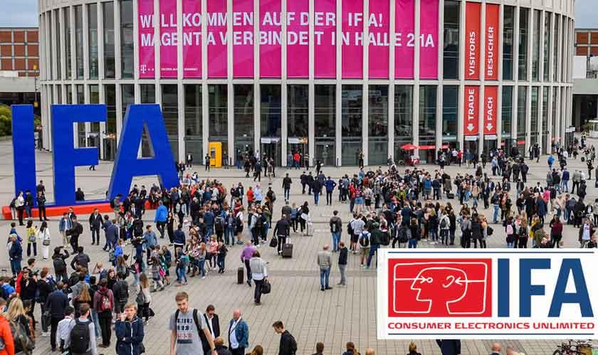 Europe's biggest tech show IFA is just around the corner