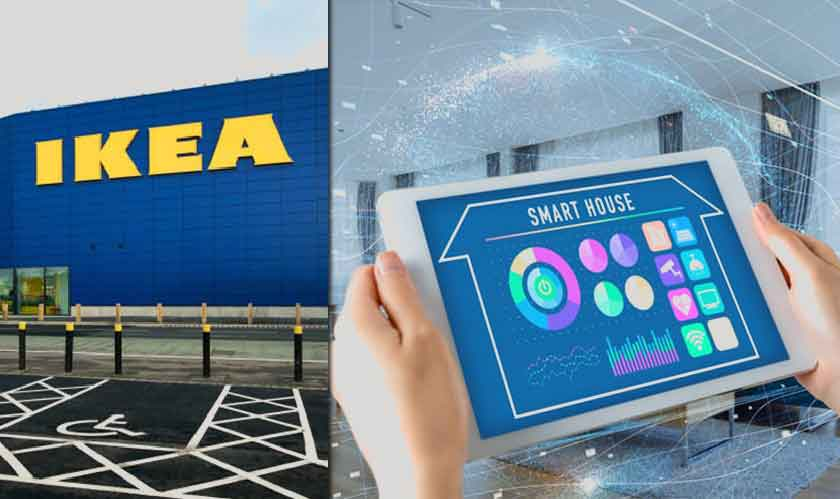 IKEA is all set to expand its new home smart business unit