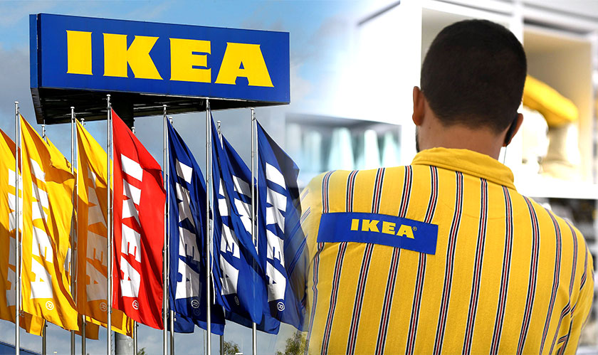 ikea to lay off 7500