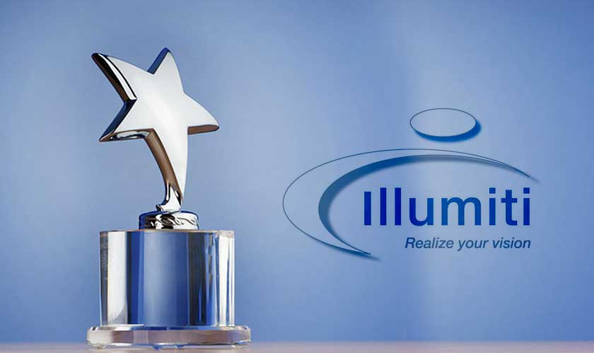 sap illumiti received a prestigious award