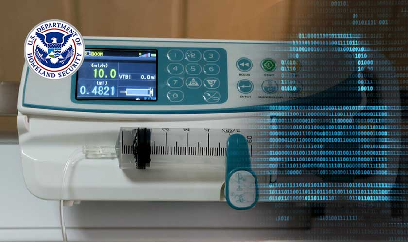 infusion pump hack dhs