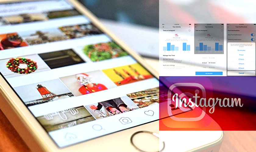 Find out how much time you spend on Instagram