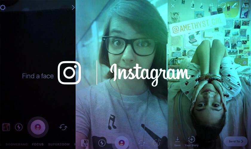 Instagram rolls out new focus portrait mode
