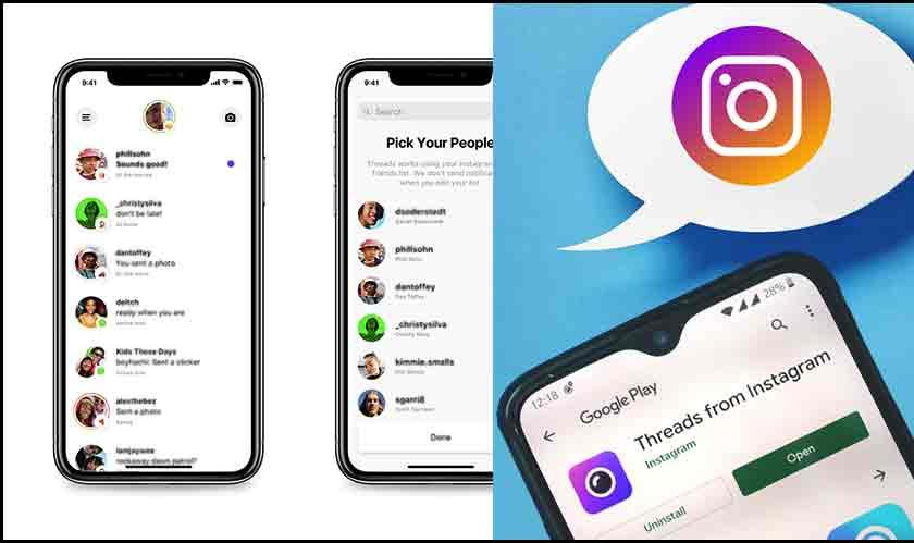 Threads- Instagram's New Messaging App