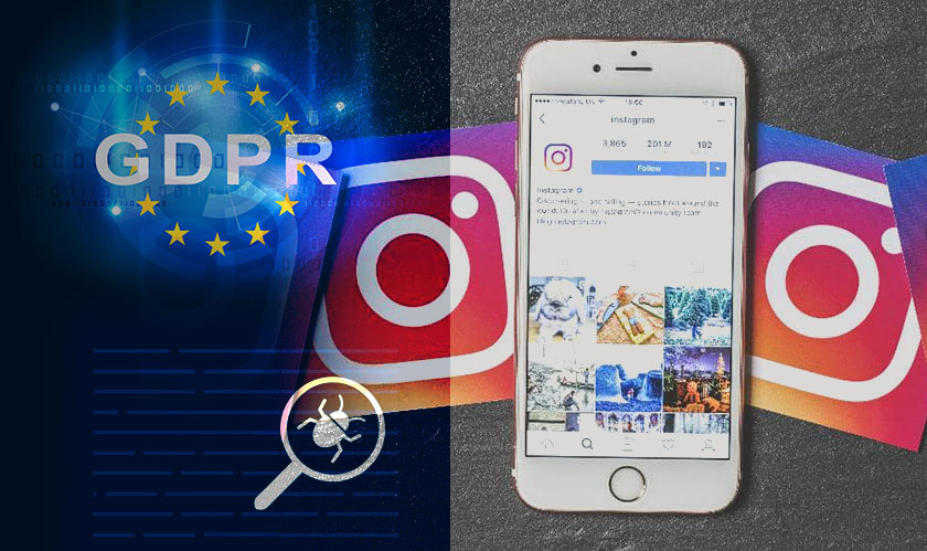Security bug in a GDPR-compliant tool of Instagram exposed user passwords