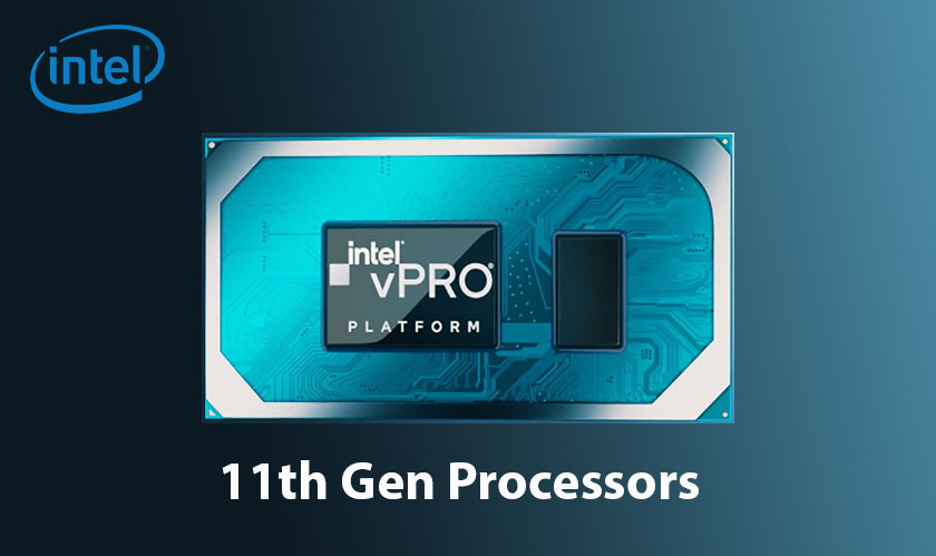 Intel's announces latest 11th gen processor for laptops with 5G