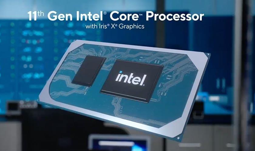 Intel announces 11th Gen Tiger Lake CPUs