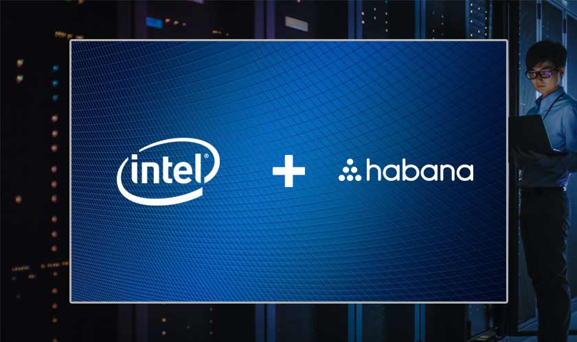 it services intel habana labs acquisition