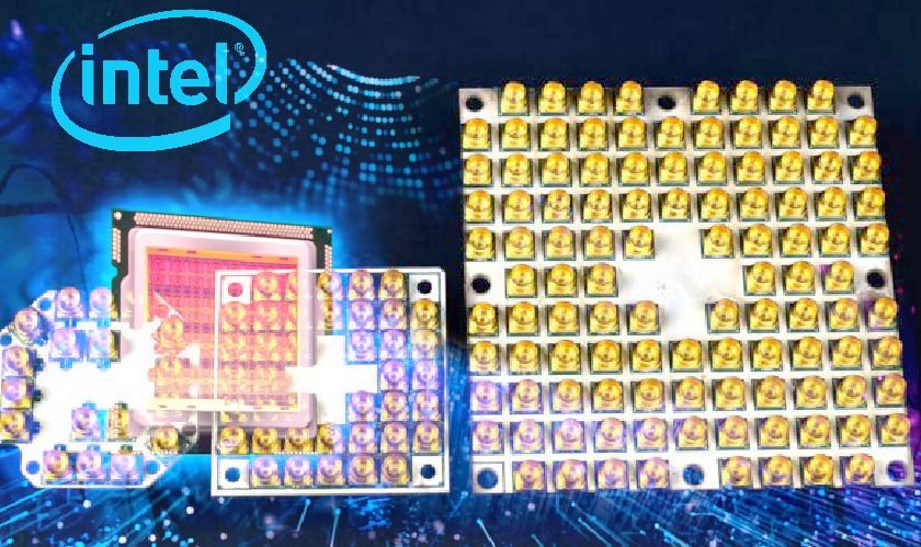 software intel    qubit loihi chip