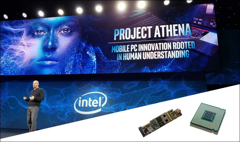 Intel's Project Athena to have super boosted power charge