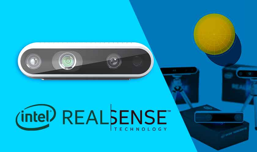 mobile intel realsense t    camera