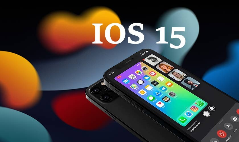 Apple releases the new iOS 15
