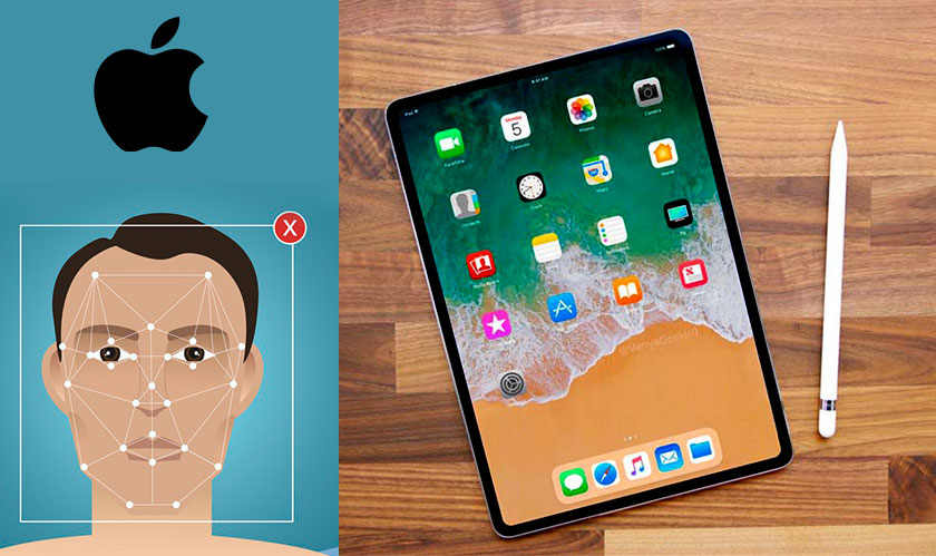 Face ID comes to iPad Pro as Home button gets deleted